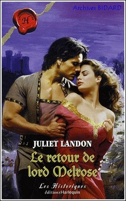 Archives BIDARD - Juliet LANDON - Le retour de Lord Melrose ...