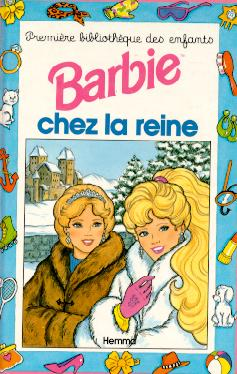 Archives BIDARD - Geneviève SCHURER : Barbie chez la reine / Collection Mini Club - Editions HEMMA