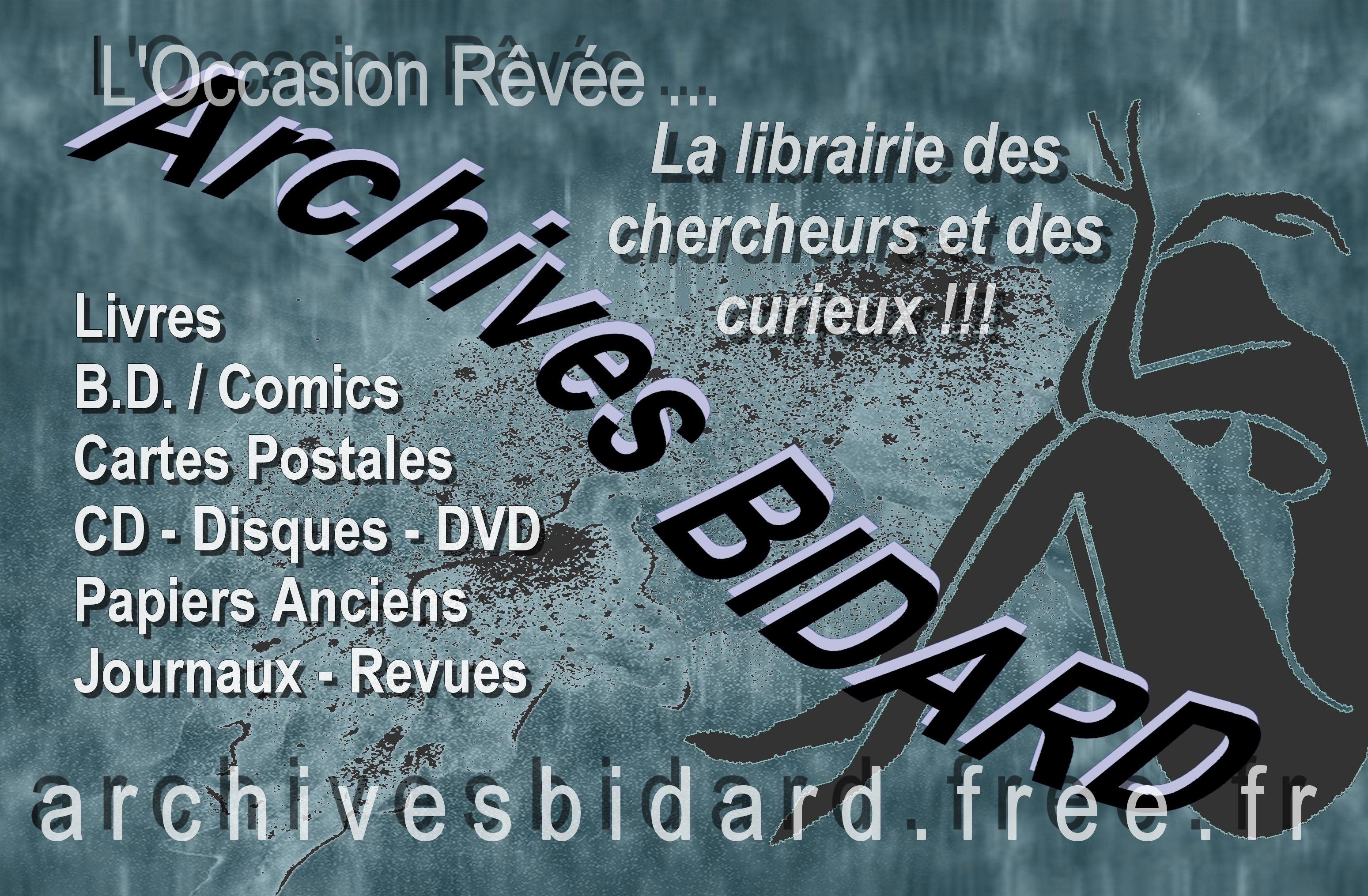 Archives BIDARD - Documents anciens - GRANVILLE - TROUVILLE SUR MER